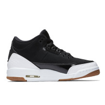 "Air Jordan - Chaussures Air Jordan 3 Retro ""Black Gum"" GS"