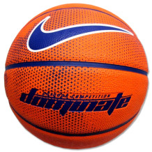 Nike - Ballon de basket Nike Dominate orange - bleu T7
