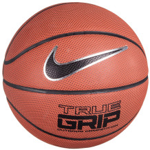 quality design dff78 2e3ce Nike. Ballon de basket Nike True Grip orange T6