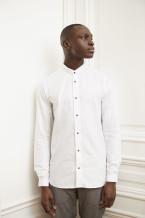 Benklark - Shirt Pearl White