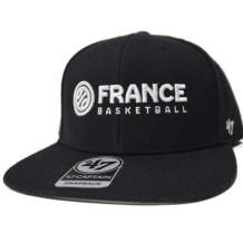 47 Brand - Casquette 47 Fédération Française De Basket-Ball FFBB