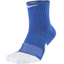 Nike - Chaussettes Nike Elite 1.5 Mid bleues