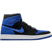 Air Jordan - Chaussures Air Jordan 1 Retro High Flyknit BG Bleues