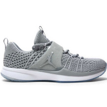 Air Jordan - Chaussures Jordan Trainer 2 Flyknit Wolf Grey