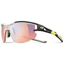 Julbo - Edition limitée - Nordic Glasses Julbo Aero Pro Team Objectif Podium Zebra Light Red