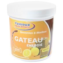 Fenioux Multisports - Cake Fenioux Multisports Gâteau Super Énergie 400g Goût Citron