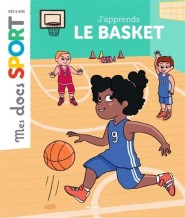 Emmanuelle Ousset - J'apprends le Basket