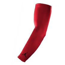 Air Jordan - La paire de coudières Jordan Rouges
