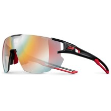 Julbo - Lunettes Nordique Julbo Aerospeed Black Red Zebra Light