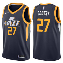 Nike - Maillot NBA Rudy Gobert Utah Jazz Junior marine