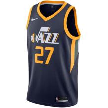 Nike - Maillot NBA Rudy Gobert Utah Jazz Swingman marine
