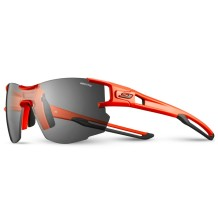 Julbo - Nordic Glasses Julbo Aerolite Orange Fluo Black Reactiv Performance