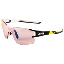 Julbo - Lunettes Nordique Julbo Aerolite Pro Team Jaune Zebra light Red