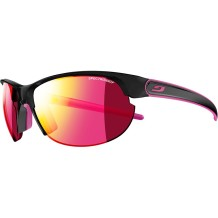 Julbo - Nordic Glasses Julbo Breeze Black Mat Pink Spectron 3 Flash Rose