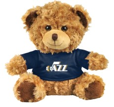 Forever Collectibles - Toys Plush Gifts & Souvenirs Forever Collectibles Tshirt Bear Utah Jazz Navy