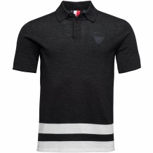 Rossignol - Rossignol Polo En Laine Homme Knit