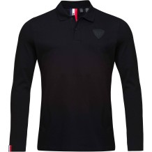 Rossignol - Rossignol Polo Manches Longues Homme Patch