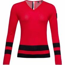 Rossignol - Rossignol Pull Col V Femme Knit
