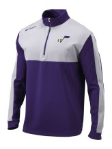 Columbia - Jumpers Men Columbia HWC Waggle 1/4 Zip Pullover Jacket Utah Jazz Purple