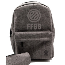 FFBB - Backpack FFBB Gray