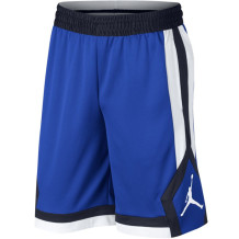 Air Jordan - Basketball shorts Jordan Rise Blue