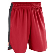 BCS - Shorts Men BCS CE Heat Practice Short Utah Jazz Red