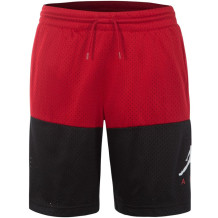 Air Jordan - Short Jordan Air Mesh Junior Rouge