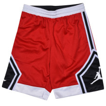 Air Jordan - Short Jordan Rise Junior Rouge