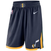 Nike - Short NBA Utah Jazz Swingman marine