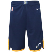 Nike - Short NBA Utah Jazz Nike Junior marine