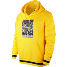 Air Jordan - Sweat Jordan Sportswear Last Shot jaune