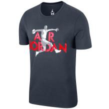 Air Jordan - T-shirt Air Jordan Stencil