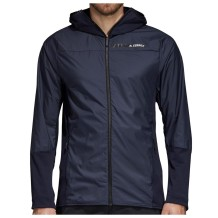 Adidas - Nordic jacket Adidas Skyclimb Fleece Jkt Legend Ink