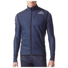Adidas - Sleeveless jacket Adidas Athlete Vest Men