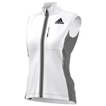 Adidas - Sleeveless jacket Adidas XPR Softshell White