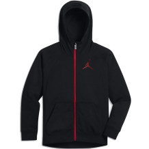 Air Jordan - Veste Air Jordan Wings Fleece Junior Noire