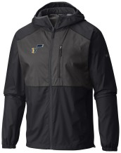 Columbia - Full Zip Jackets & Coats Men Columbia Subtle Flash Forward Windbreakder FullZip Jacket Utah Jazz Black