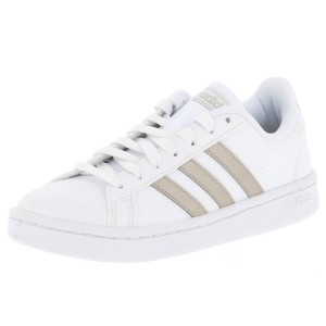 chaussures adidas neo grand court 2.0 blanc bleu rouge