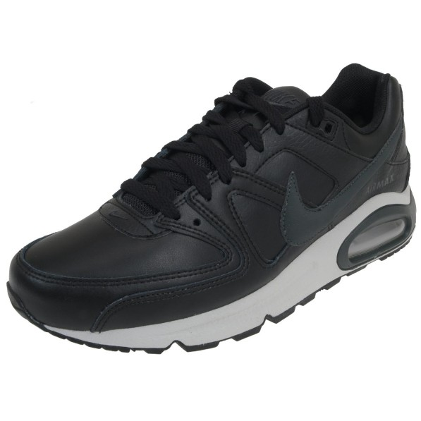 latest on feet images of temperament shoes Nike Chaussure Mode Ville Basse Homme Air max command nr cuir ...
