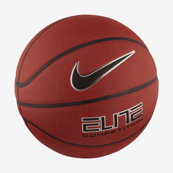 Ballon De Basketball Nike Elite Competition 8 Panneaux Taille 7 Orange