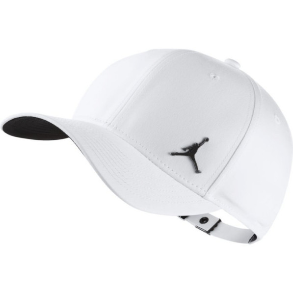 prix compétitif 12bd4 2c146 casquette Jordan CLC99 Metal Jumpman blanc
