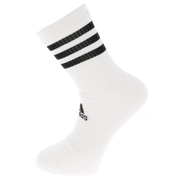 Chaussettes Homme Adidas 3s csh crw white x3