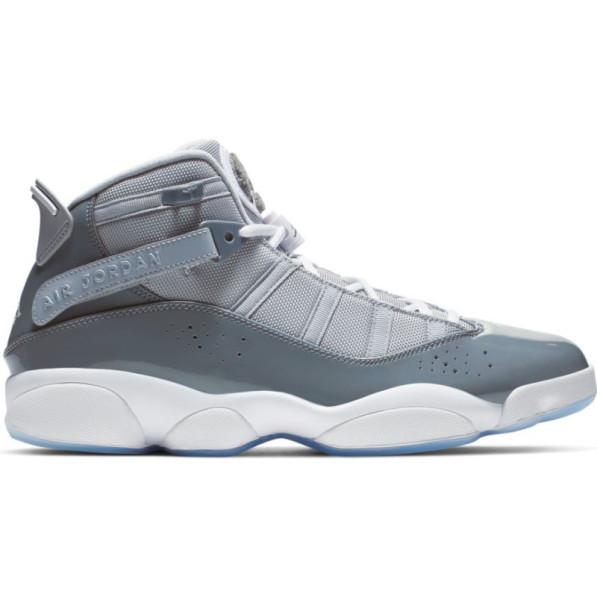 cheap sale best service separation shoes Chaussure de Basket Jordan 6 Rings Cool Grey Gris pour homme