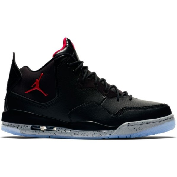 well known shopping outlet online Jordan Chaussure de Basket Courtside 23 Noir infrared pour adulte ...