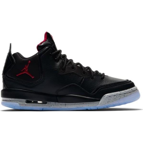 super populaire 68f57 1766c Chaussure de Basket Jordan Courtside 23 Noir infrared pour Junior