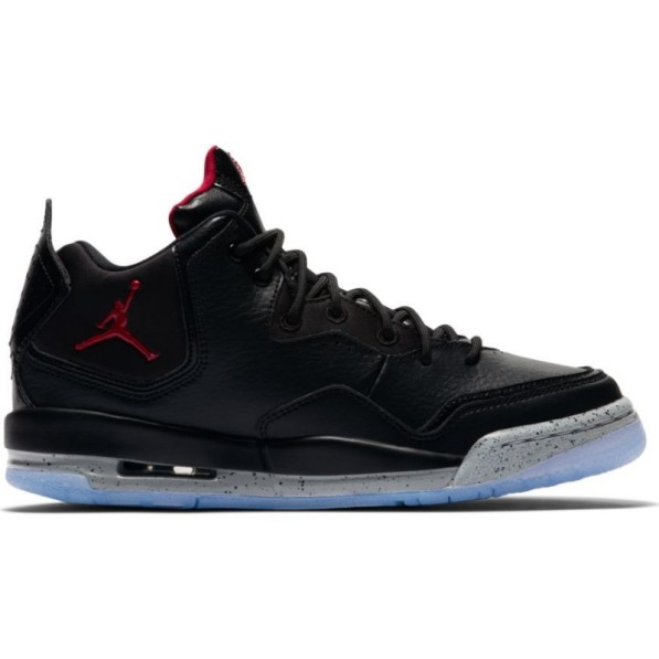 reliable quality size 7 various styles Chaussure de Basket Jordan Courtside 23 Noir infrared pour Junior