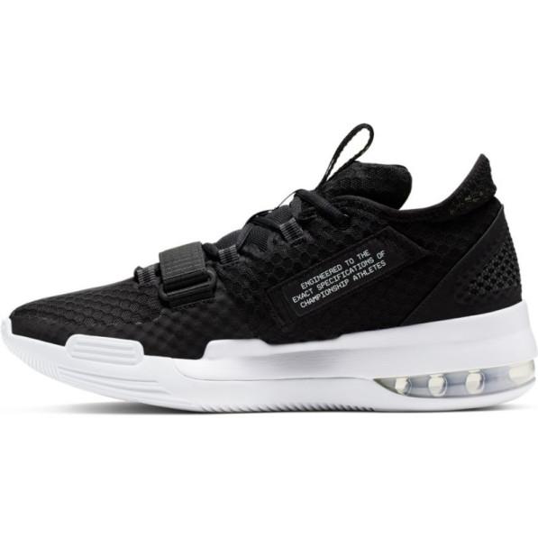 acheter en ligne 90603 59f12 Chaussure de Basket Nike Air Force Max Low Noir pour Homme
