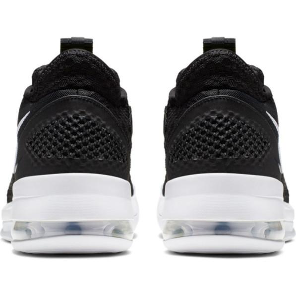 acheter en ligne 38e28 c069b Chaussure de Basket Nike Air Force Max Low Noir pour Homme