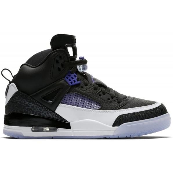 132ec2a04248 Chaussure de Basket Jordan Spizike Concord Noir pour homme