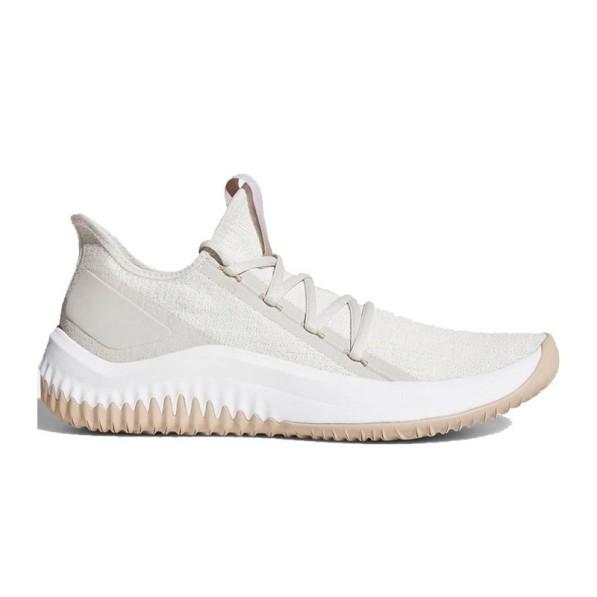 Chaussure de Basketball adidas Dame D.O.L.L.A. Beige pour homme